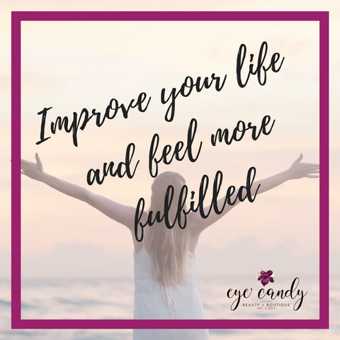 How to Improve Your Life and Feel More Fulfilled