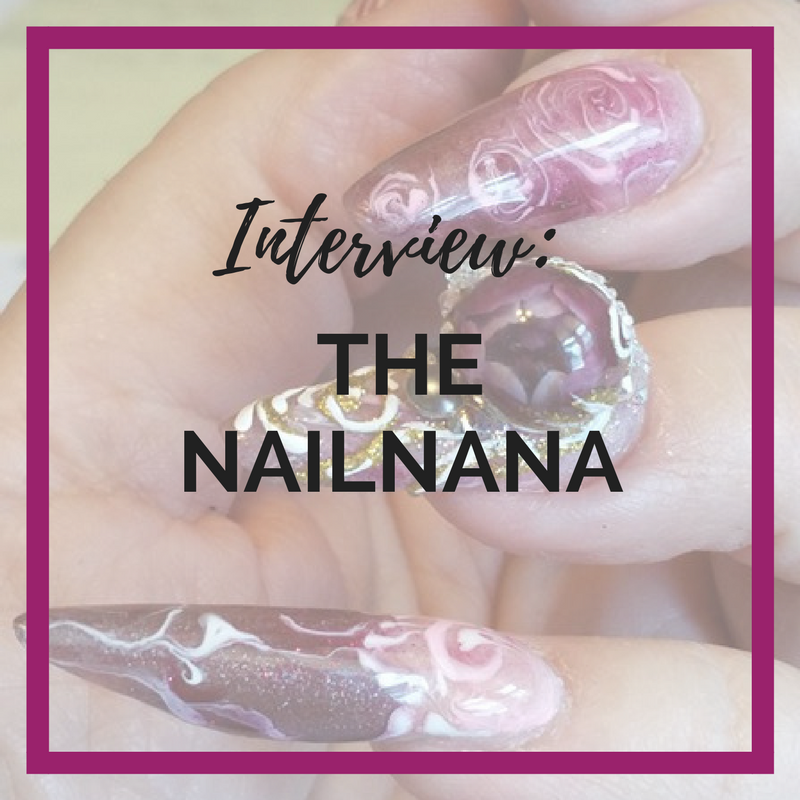 My Interview w/ The NailNana