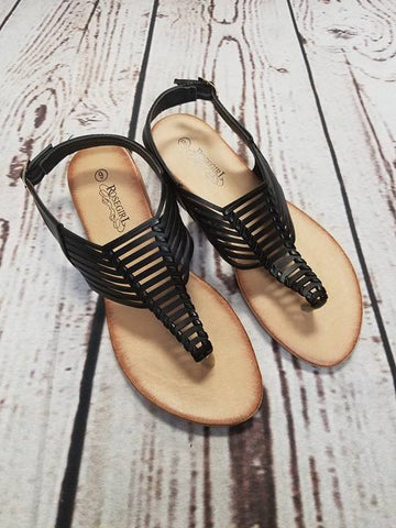 Rosegirl Sandals - Eye Candy Beauty + Boutique