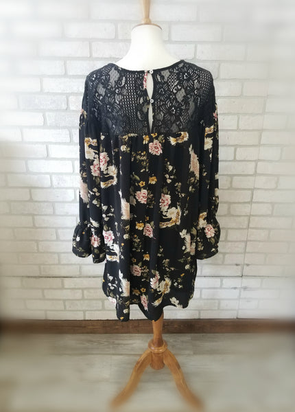 Delilah Floral Dress