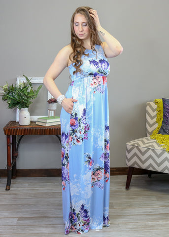Camila Maxi Dress - Eye Candy Beauty + Boutique