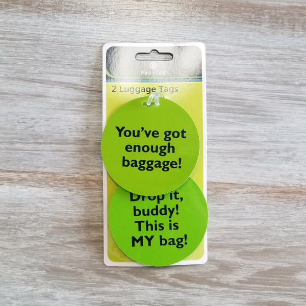 Sassy Luggage Tags - Eye Candy Beauty + Boutique