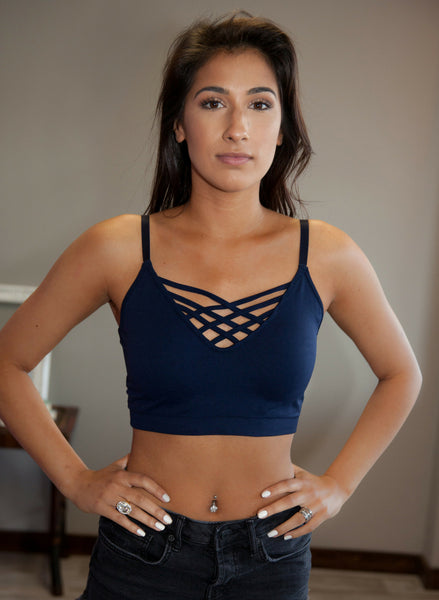 Selena Bralette - Eye Candy Beauty + Boutique