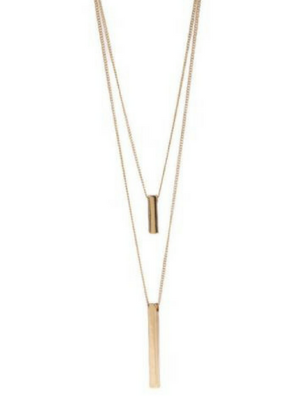 Priscilla Layering Necklace - Eye Candy Beauty + Boutique