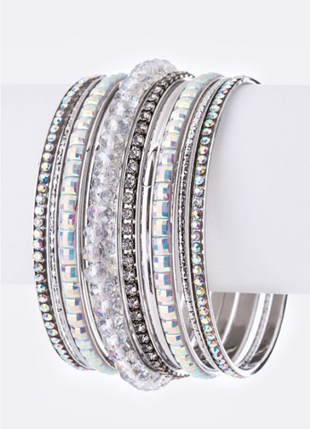 Fancy Bangles - Eye Candy Beauty + Boutique