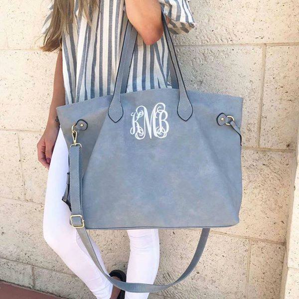 Blaire Tote - Eye Candy Beauty + Boutique