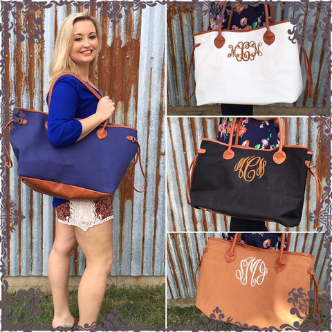 214da2f66b1 Sale Maya Tote - Eye Candy Beauty + Boutique