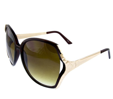 Cruisin' Cutout Sunglasses - Eye Candy Beauty + Boutique
