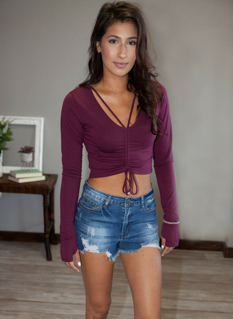 Rock & Royal Denim Shorts - Eye Candy Beauty + Boutique
