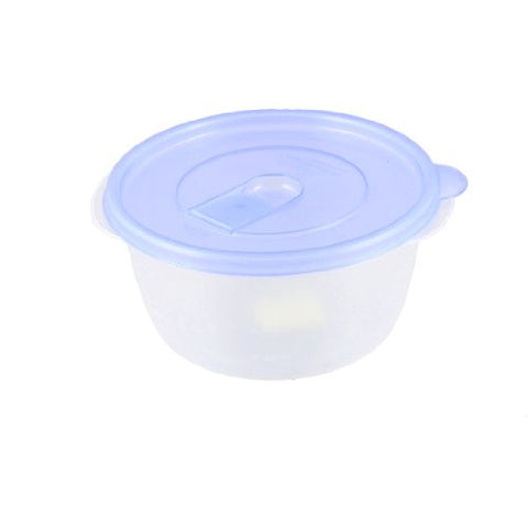 Refreshing Case Container Crisper Kitchen Ware Clear Blue