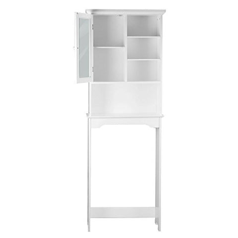 Joveco Spacesaver Over Toilet Storage Shelves Cabinet