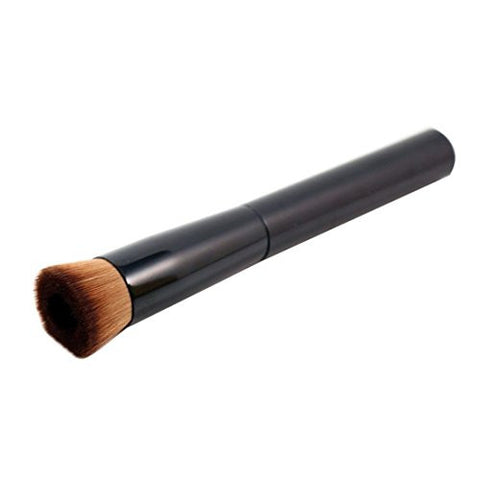 Cosmetic Face Powder Brushes,Hemlock Makeup Blush Brush Tools (Black)