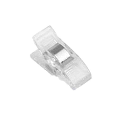 Gaosaili Multi-purpose Plastic Patchwork Sewing Quilting Clips Set of 50 Clear