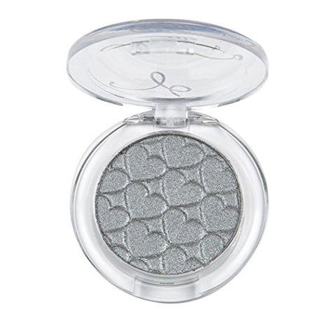 HOT Pearl Eyeshadow,Hemlock Eye Makeup Shadow Palette Cosmetics Eyeshadow (Silver)