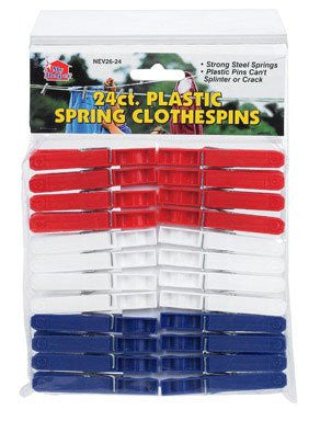 Nev2624 Plastic Clothespins
