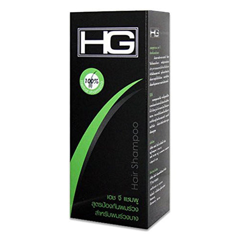HG HG Shampoo Hair Shampoo Hair loss prevention (250ml.).,pack 2