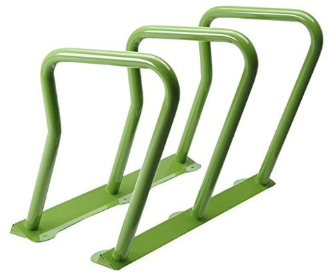 Frost Site Furnishings 2090-GREEN Bike Rack