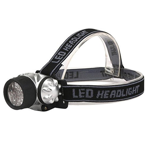 21LED Headlight ,Tuscom@ Waterproofing Adjustable Headlamp Flashlight