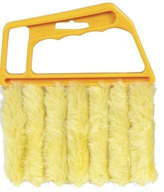 OPPOHERE Blind Brush Duster Dirt Fine Cleaner Window Air Conditioner 1X