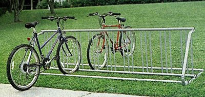 "Saris Parking Rack - Standard, 62"", 10-bike"