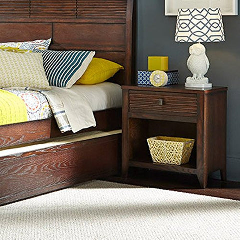 Cameron Collection 1 Drawer Nightstand