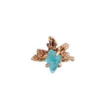 Apatite Stardust Ring
