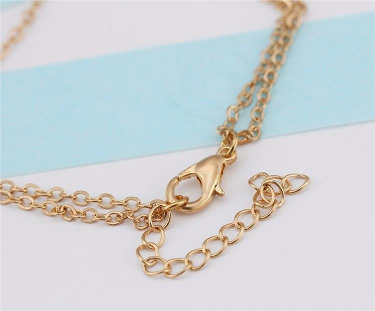 Excessorize Me Anklet Pearl Infinity Anklet