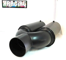 "Drift / Vip / Boso Tail Pipes Angel Black Edition  - 3""inlet"