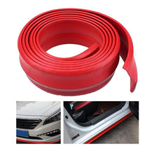 XRacing Universal Lip / Easy Lip Side skirt Lip *BLACK RED OR CARBON*