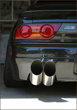 Drift / Vip / Angle up Tail Pipes Bose Muffler 3""