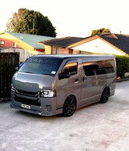 Toyota Hiace After Market Wiper Cover 2004 - 2017