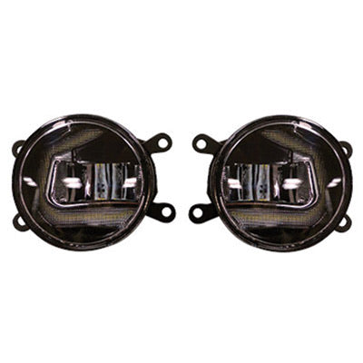 Holden VE Commodore Series 1 SS and SV6 LED Fog Lights with DAYTIME Running lights