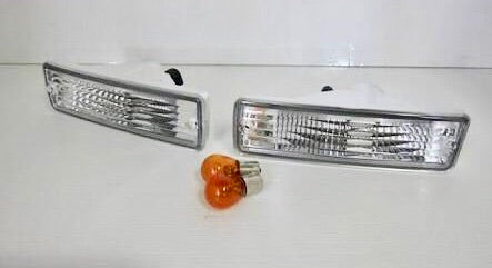 NISSAN SILVIA S13 Crystal Bumper Lights 1988 - 1992