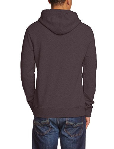 Calvin Klein Jeans Men's True Icon Hoodie, Black (Meteorite), Medium (Manufacturer size: MD)