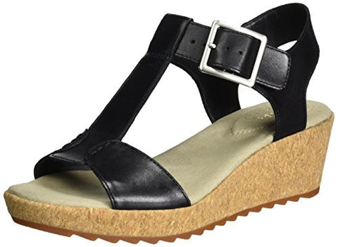 Clarks Women's Kamara Kiki Wedge Heels Sandals
