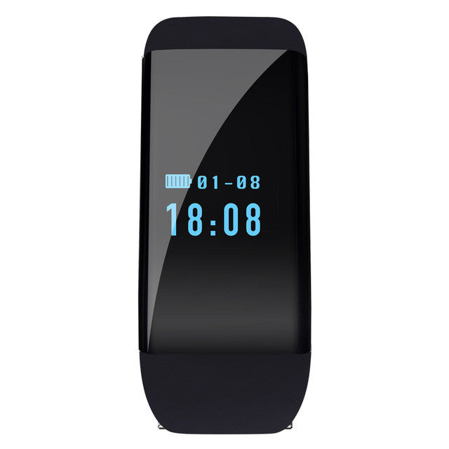 New Sports Wristband SKMEI Fashion Watches Call Message Reminder Heart Rate Monitor ios Android