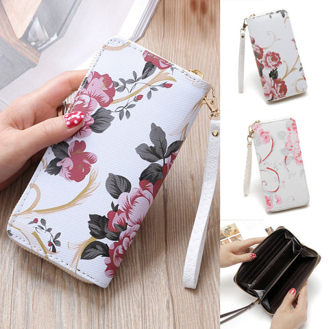 Fashion Women Stone Road Wallet