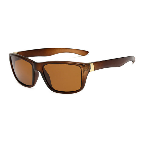 Unisex Square Vintage Sun Glasses