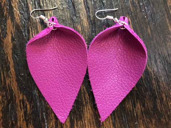 Pink Jojo Earrings