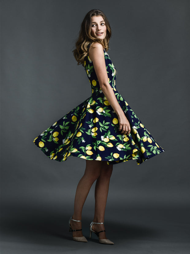 Make Limoncello Dress