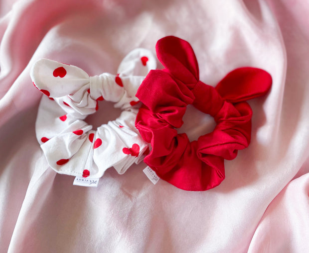 Love Duo Scrunchie Set