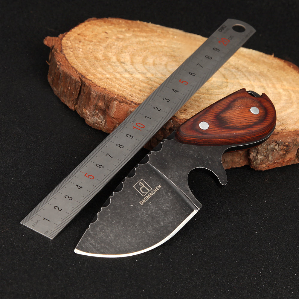 Outdoors Hunting Knife