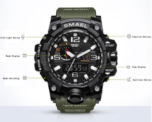 SMAEL Military Watch