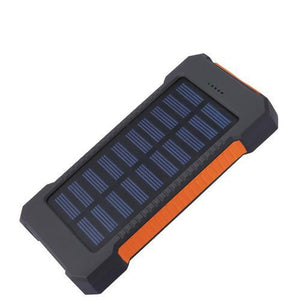 Solar USB Power Bank For Smartphones