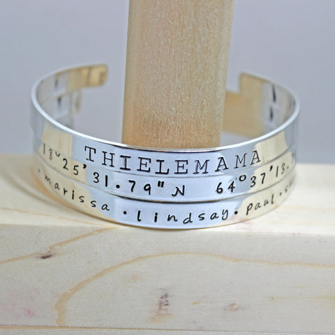 Coach Gifts, Custom Personalized Bracelet, Team Gifts, Sports Jewelry, Team Mom Gifts, School Spirit Jewelry, Custom Personalized Bracelet
