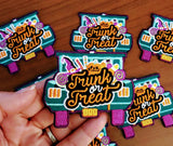 Trunk or Treat Halloween Patch