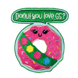 Donut You Love GS Patch