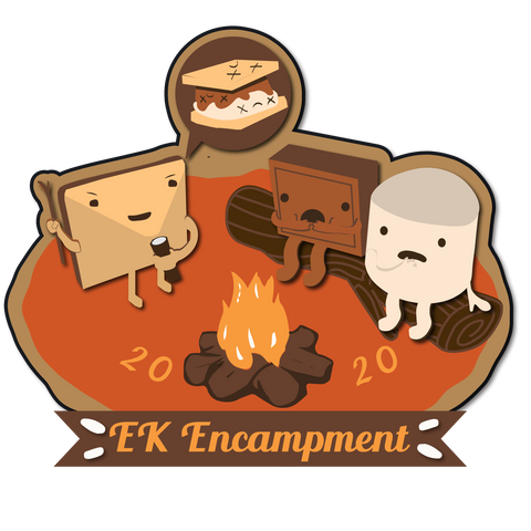 EK Encampment Custom Camp Patch