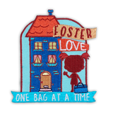 "Foster Love ""One bag at a time"" Patch"