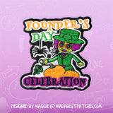 Founder's Day Halloween Celebration Patch